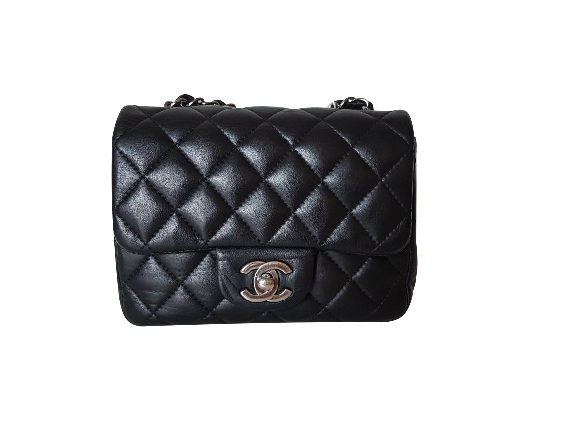 fe10cd7ab26dea Chanel mini 7 classic flap bag | I Love Brand Names
